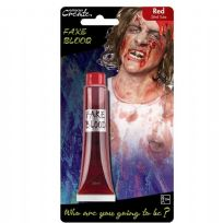 Red Fake Blood Tube 28ml